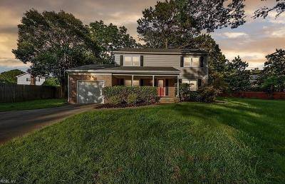 Kings Grant Residential New Listing: 716 Oxford Dr