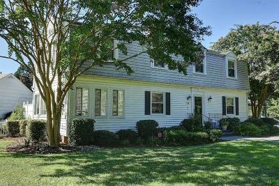 Virginia Beach Residential New Listing: 1100 Bay Colony Dr