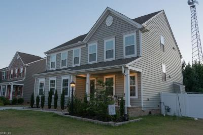 Chesapeake Residential New Listing: 620 Rockies Ct