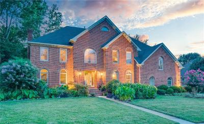Chesapeake Residential New Listing: 1304 Links Ct