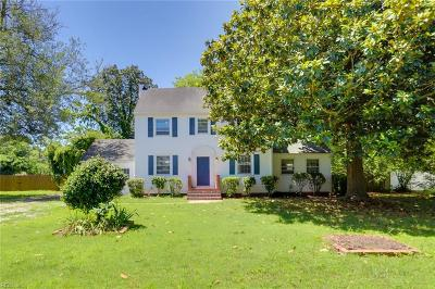 Portsmouth Residential New Listing: 4409 Wake Forest Rd