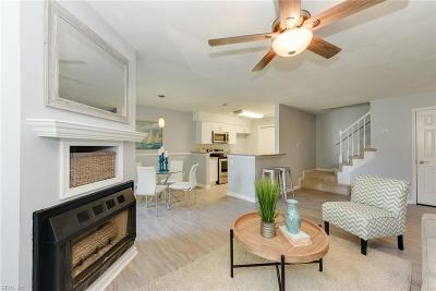 Virginia Beach Residential New Listing: 865 Whistling Swan Dr