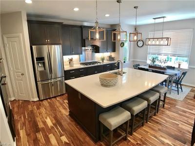 Virginia Beach Residential New Listing: 1325 Tahitian Dr