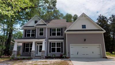 Chesapeake Residential New Listing: Mm Sylvia @ Everton Estates