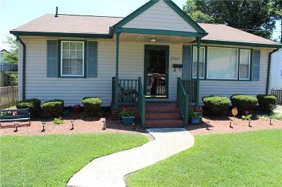 Portsmouth Residential New Listing: 3505 Winchester Dr