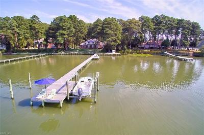 Virginia Beach Residential New Listing: 1698 S Woodside Ln