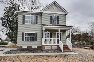Hampton Residential New Listing: 395 Catalpa Ave