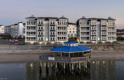 Virginia Beach Residential New Listing: 2309 Point Chesapeake Quay #5011