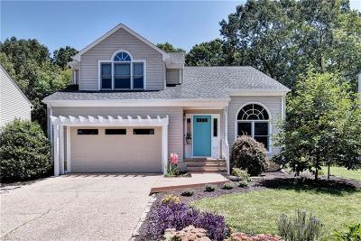 Newport News Residential New Listing: 460 Warner Hall Pl