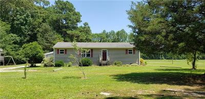 Pungo Residential For Sale: 3436 West Neck Rd