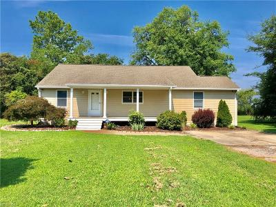 Pungo Residential For Sale: 5329 Morris Neck Rd