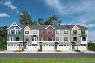 Chesapeake Residential Under Contract: 1807 Barkadeer Cv