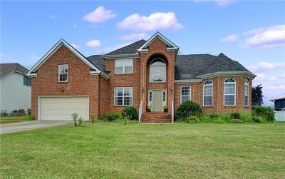 Chesapeake Residential New Listing: 1312 Dominion Lake Blvd