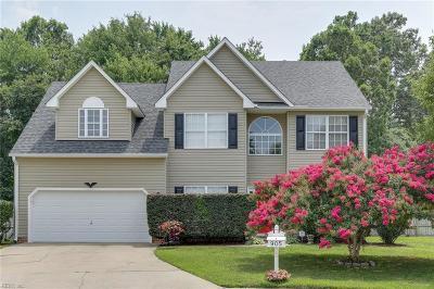 Newport News Residential New Listing: 905 Cedar Glen Ct