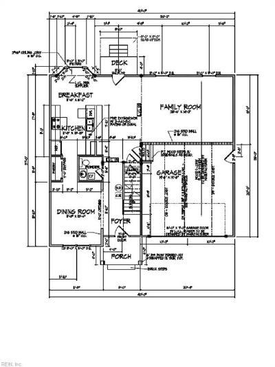 Norfolk Residential New Listing: 7511 Cedar Level Rd