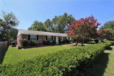 Hampton VA Residential New Listing: $140,000