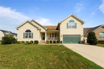 Chesapeake Residential New Listing: 1200 Balladeer Ct