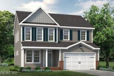 Virginia Beach Residential New Listing: Mm Derring Gum Bridge Rd