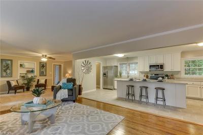Newport News Residential New Listing: 6 Scott Rd