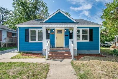 Newport News Residential New Listing: 461 Center Ave