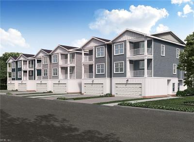 Virginia Beach Residential New Listing: 218 56th St #A