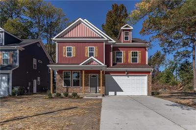 Hampton Residential New Listing: 191 Pine Chapel Rd