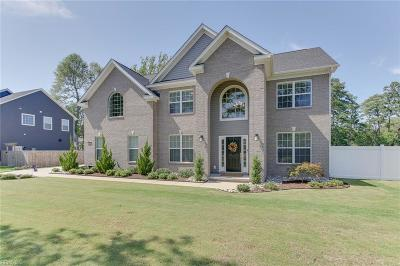 Norfolk Residential New Listing: 2640 Azalea Point Rd