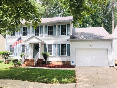 Virginia Beach Residential New Listing: 4612 Boxford Dr