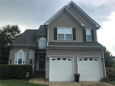 Chesapeake Residential New Listing: 1600 Emerald Woods Dr