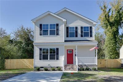Portsmouth Residential New Listing: 2412 Peach St