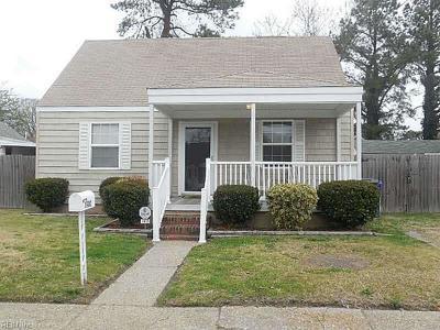 Portsmouth Residential New Listing: 3402 Arlington Pl