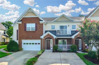 Williamsburg Residential New Listing: 603 Rustads Cir