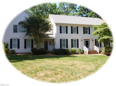 Williamsburg Residential New Listing: 116 Henry Tyler Dr