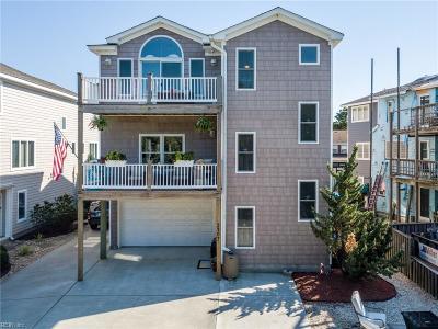 Virginia Beach Residential New Listing: 3707 Jefferson Blvd
