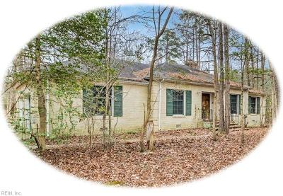 Williamsburg Residential New Listing: 9 Buford Rd
