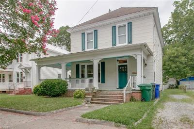 Suffolk Residential New Listing: 203 N Broad St