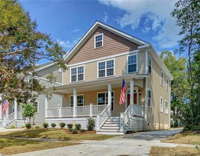 Norfolk Residential Under Contract: 4704 Gosnold Ave