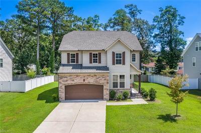 Hampton VA Residential New Listing: $305,000