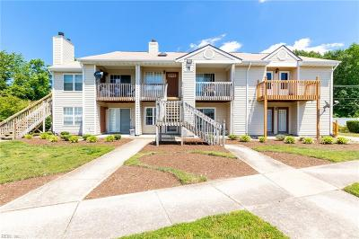 Portsmouth Residential New Listing: 3672 Towne Point Rd #A