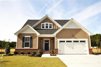 Chesapeake Residential New Listing: 2522 Seven Eleven Rd