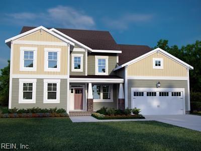 Chesapeake Residential Under Contract: 3341 Arboretum Trl