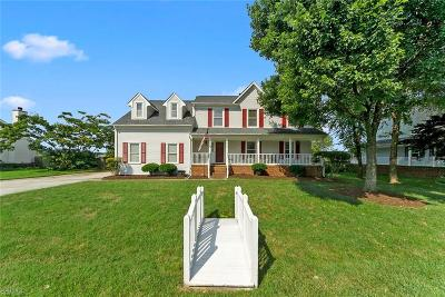Chesapeake Residential New Listing: 425 School House Rd
