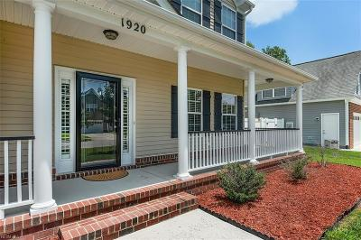 Virginia Beach Residential New Listing: 1920 Breck Ave