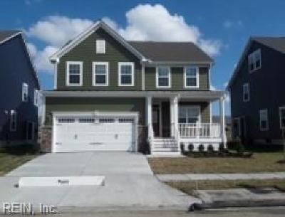 Chesapeake Residential New Listing: 721 Big Bear Ln