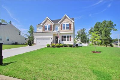 Newport News Residential New Listing: 115 Ship Haven Dr