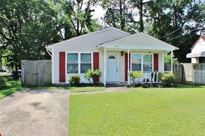 Norfolk Residential New Listing: 983 Avenue G