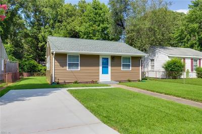 Hampton VA Residential New Listing: $98,900