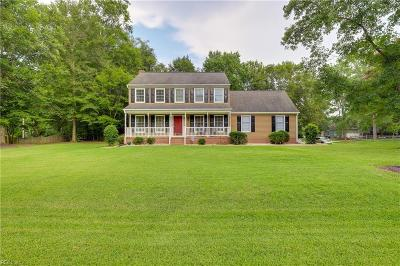 Williamsburg Residential New Listing: 3064 Heritage Landing Rd