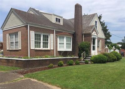 Norfolk Residential For Sale: 315 Kempsville Rd