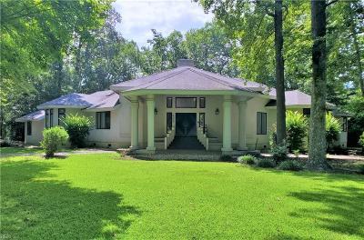Virginia Beach Residential New Listing: 3005 Kew Grn